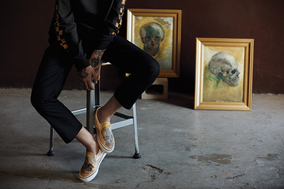 85672aa7812 Vans Goes Van Gogh in Limited-Edition Capsule Collection