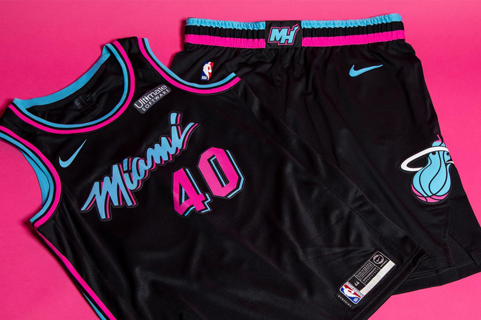 ce6631be1 Nike Begins Releasing Its 2018-2019 NBA City Edition Uniforms