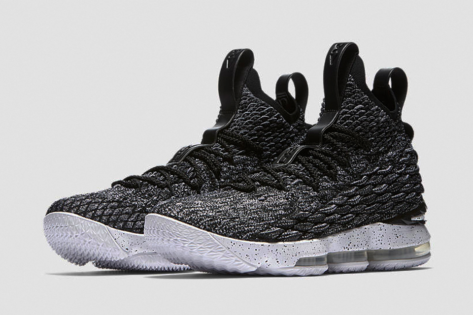 66d7d34493b LeBron Finally Nails It with the Stylish LeBron 15 Ashes