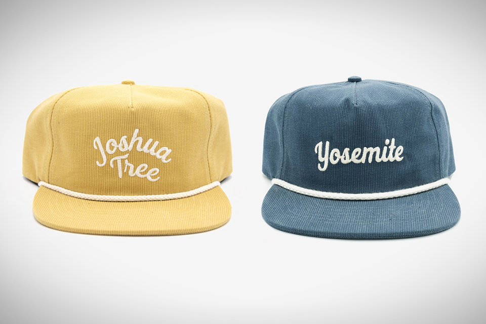 c56c359a8 Support Our National Parks with These Retro Parks Project Hats ...
