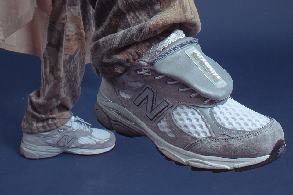 Calling All Minimalists; New Balance Have Got Your Sneaker